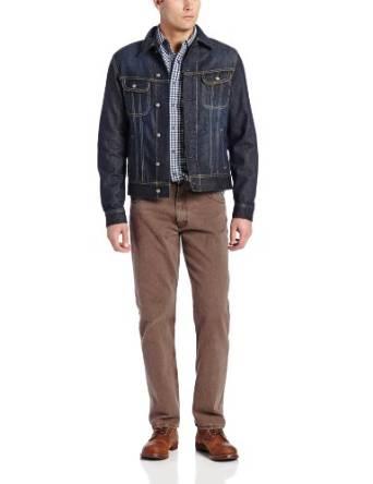 2015-2016 mens denim jacket