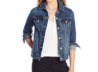 Best Womens Denim Jacket - Coat Nj