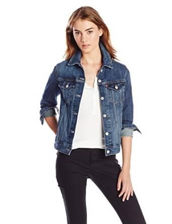 2015 denim jacket for women