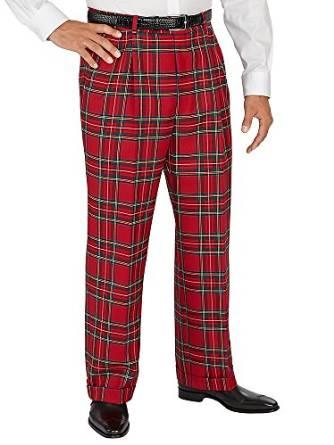 mens plaid pants 2015