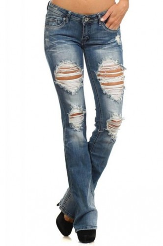 ripped jeans for women 2015