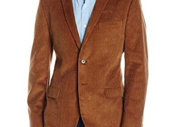 2015 2016 corduroy blazer for men