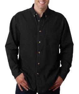 2015 denim shirt for men