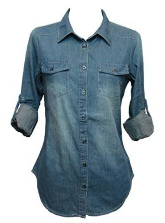 2015 denim shirt
