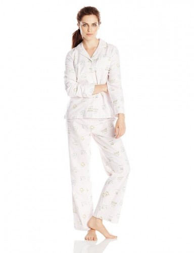 ladies cozy pajama 2015