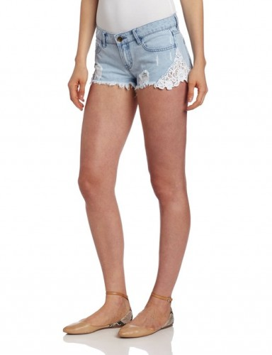2015 denim shorts