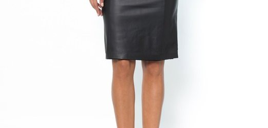 2015 leather skirt