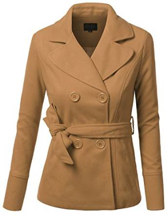 Double Breasted Coats for Women 2015 (2)