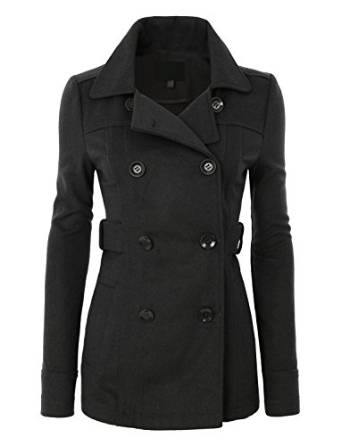 Double Breasted Coats for Women 2015 (4)
