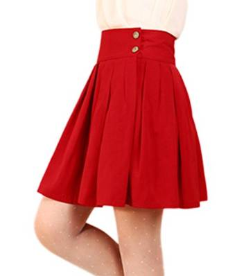 pleated skirt 2015