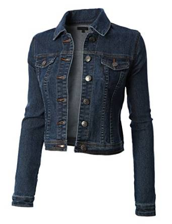 Women's Best Denim Jackets 2015-2016 – Wearing Casual