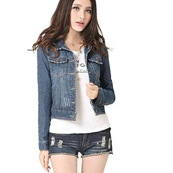 2015-2016 womens denim jacket