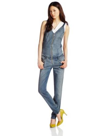 2015 denim jumpsuit