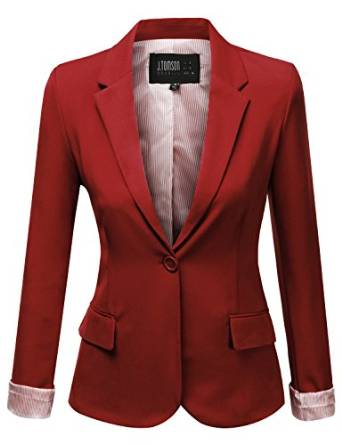 Women's Boyfriend Blazer Fall 2016 – Wearing Casual