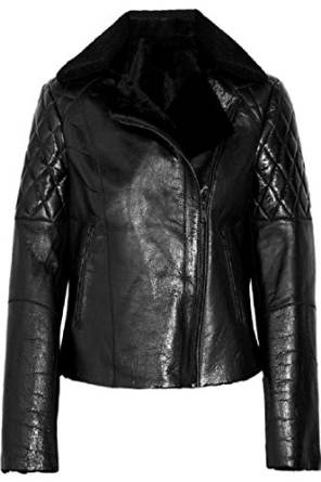 best faux shearling jackets for women 2015-2016