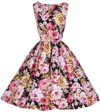 floral dress for women 2015-2016