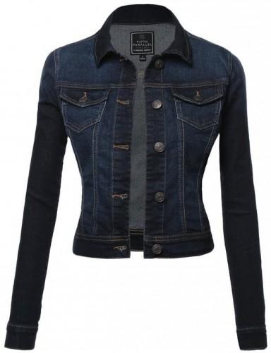 ladies denim jacket 2015