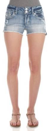 ladies denim shorts