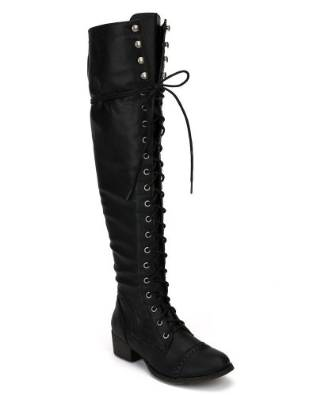 over the knee boots for women 2018