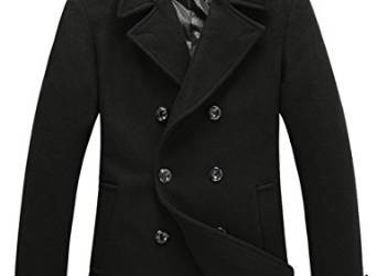 pea coat for men latest trends fall winter 2015-2016