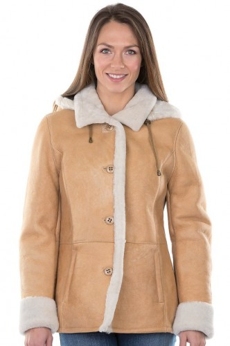 shearling jacket fall