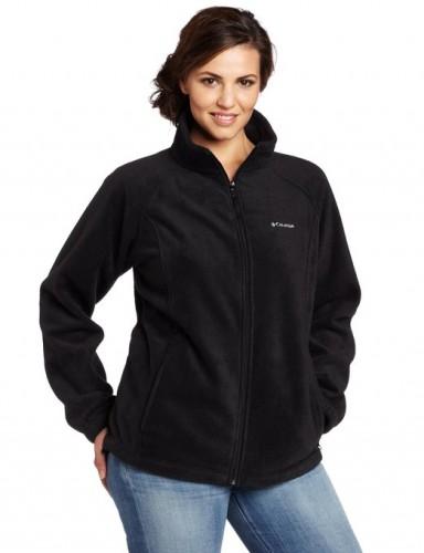ultimate full zipped fleece jacket