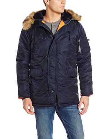 2015 parka coat for men