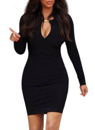 ladies little black dress 2015-2016