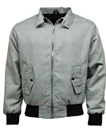 perfect harrington jacket for men 2015-2016