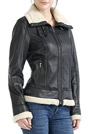 womens shearling jackets 2015-2016