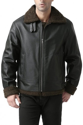 best shearling jackets for men 2016