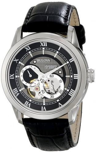 Bulova Men's Automatic Strap Watch
