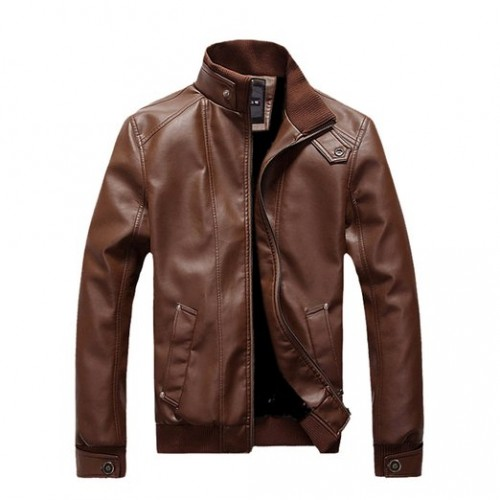 gents leather jacket 2015-2016