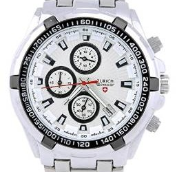 2015-2016 chronograph watch