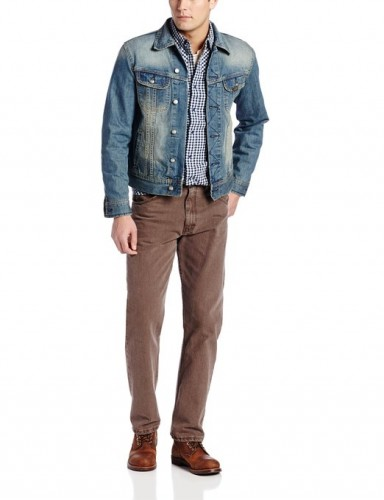gents denim jacket