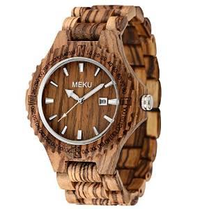 wood watch 6