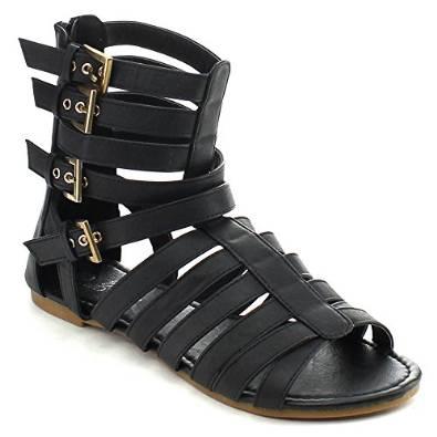 ladies gladiator sandal