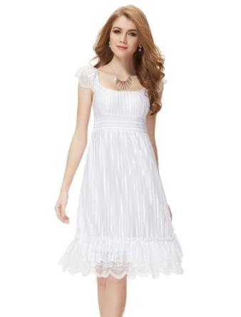 2016 best white dresses