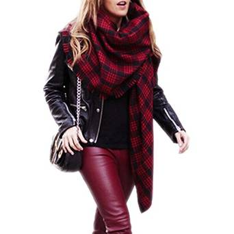 2016 womens blanket scarves