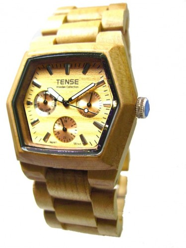 best mens wood watch