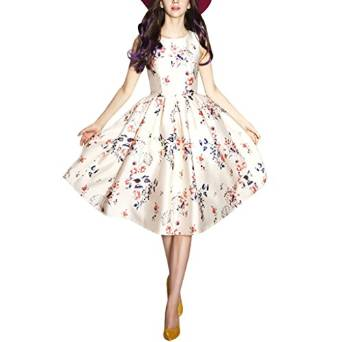 2016-2017 best floral dresses