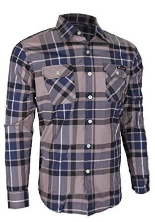 2016 checkered shirt