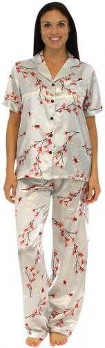 Silk Pajamas For Women 2018