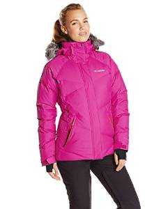 2016 best pink down jacket