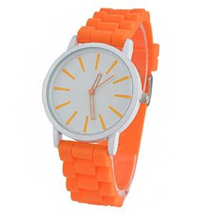 2016 ladies orange watch