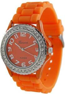 amazing orange watch