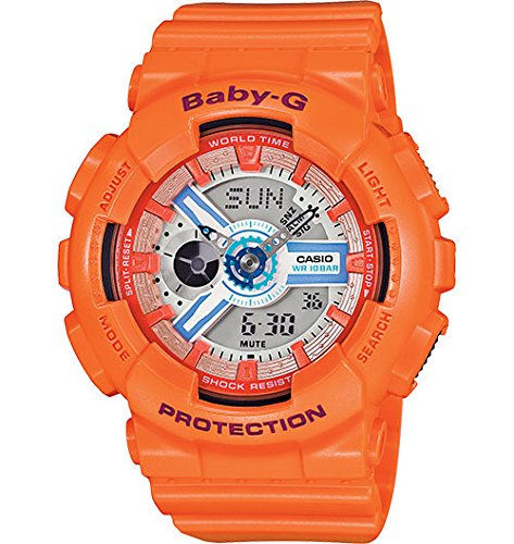 ladies orange watch 2016