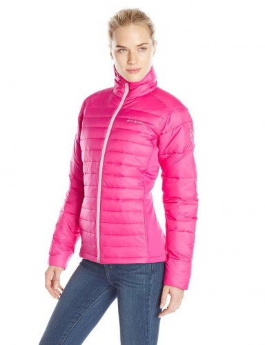 Pink Down Jackets For Ladies 2016 – Wearing Casual
