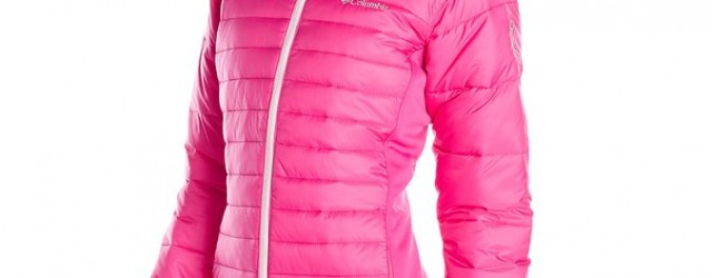 pink down jacket 2016