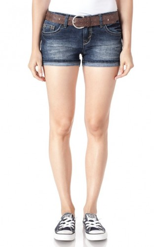 denim shorts for ladies 2016